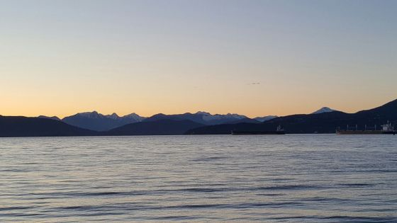 (Spanish Banks Beach Park, Vancouver)